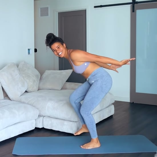 30-Minute Toned-Arms Indoor Walking Workout For Weight Loss