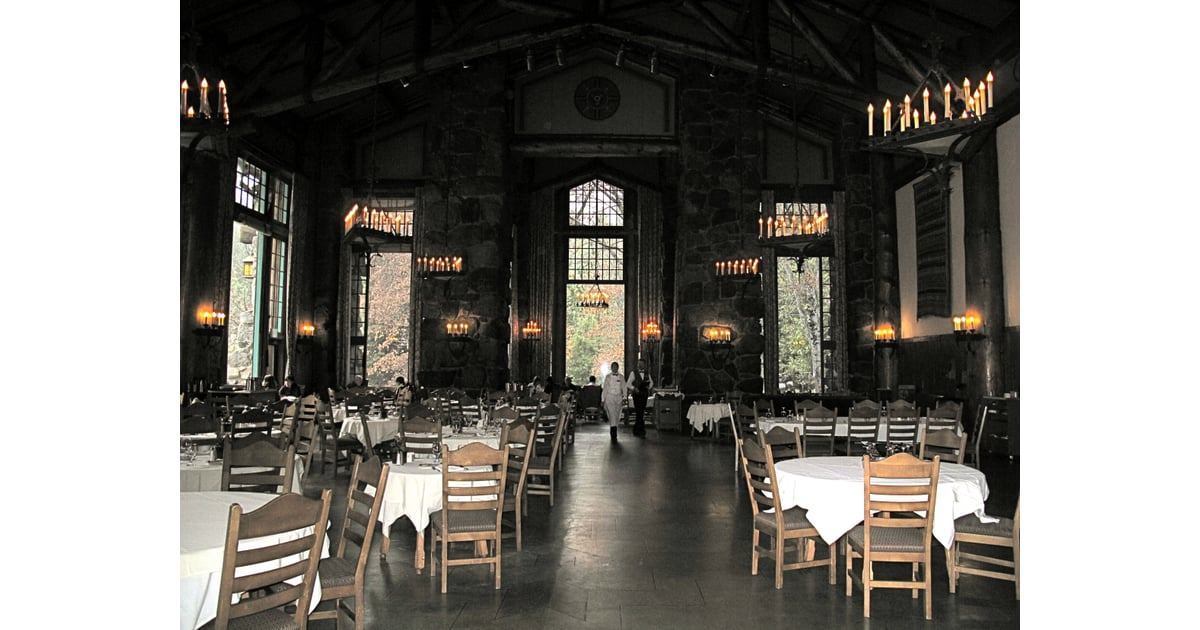 A BehindtheScenes Tour Of The Ahwahnee Dining Room And Kitchen Awesome Ahwahnee Dining Room