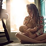Photos of Breastfeeding