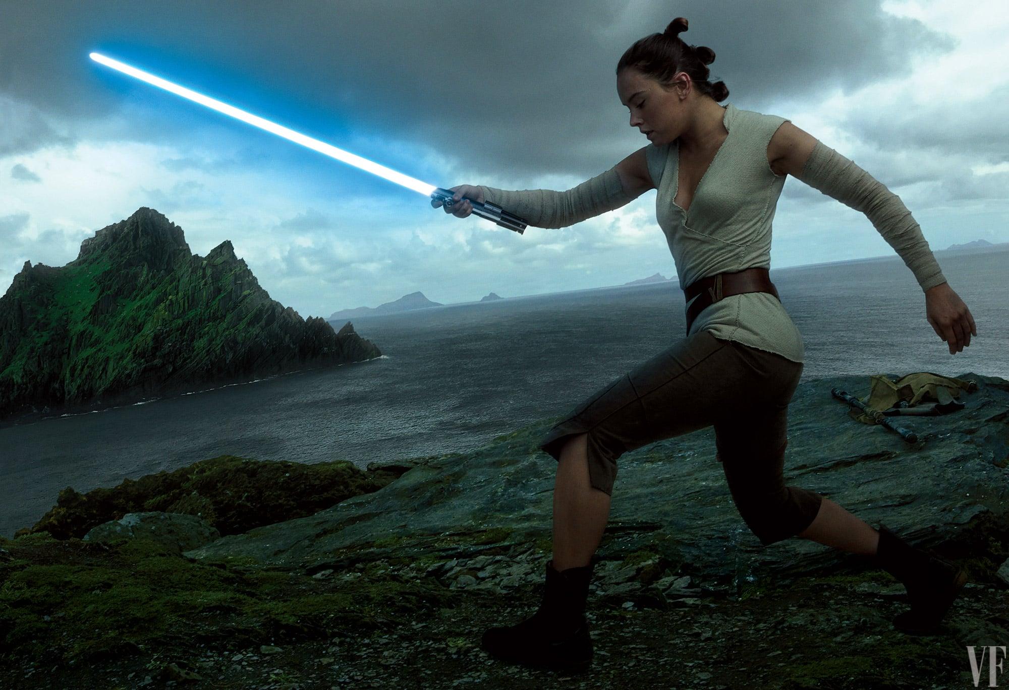 Star Wars The Last Jedi In Vanity Fair May 2017 Popsugar Celebrity Australia
