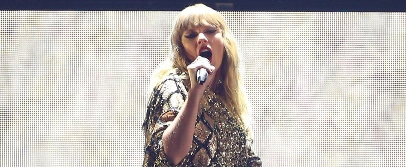 The New Taylor Swift Loves These Boots, Especially When She's on Stage