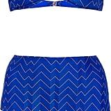 Missoni High Waisted Matching Bikini Set ($645)