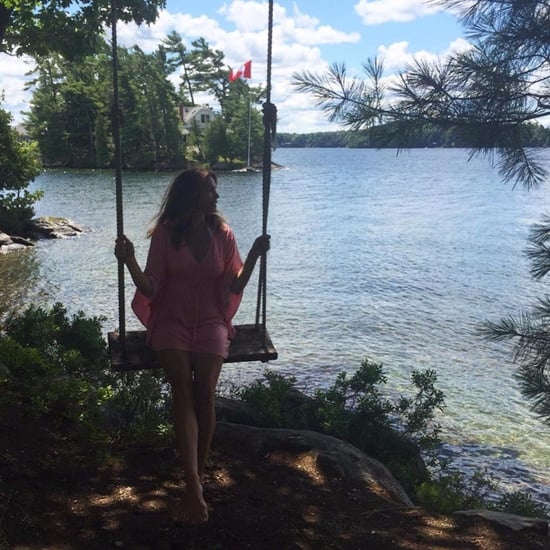 Cindy Crawford Summer House in Canada