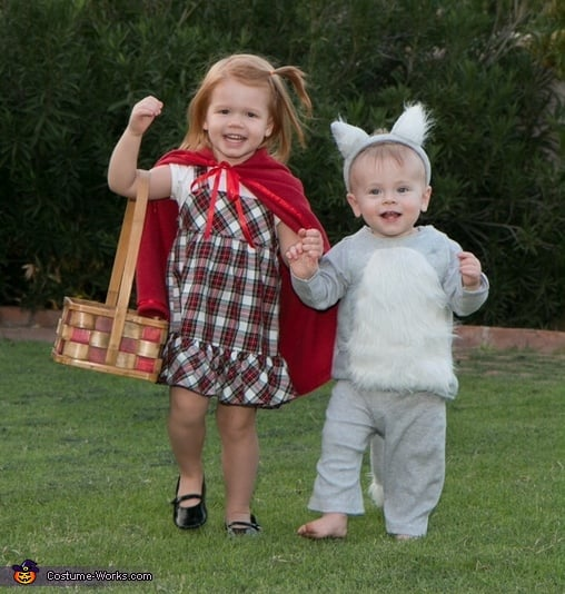 Little Red Riding Hood And The Not So Big Bad Wolf Win