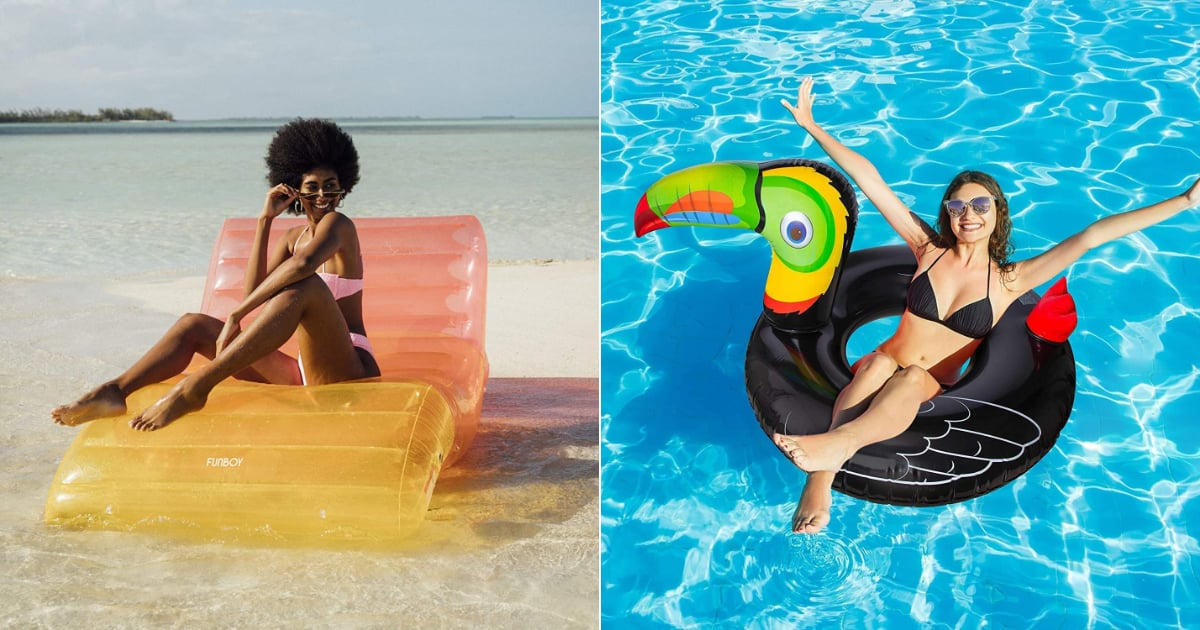 26 Insanely Cool Pool Floats That Were Made For Instagram — All on Amazon!