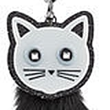 Karl Lagerfeld Keychain With Fox Fur