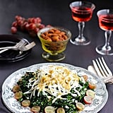 Kale Jicama Salad With Smokehouse Almonds