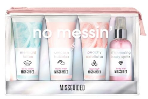 Missguided No Messin' Body Collection (£12)
