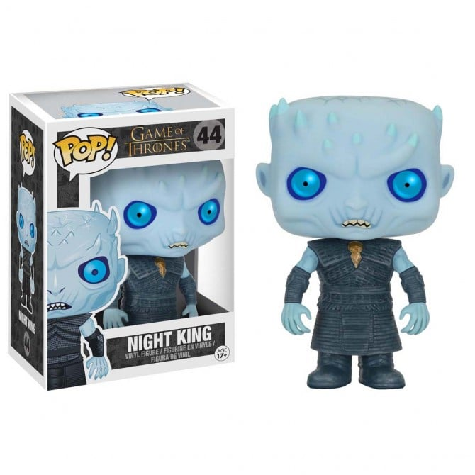Game of Thrones Pop! Television Night King Figurine ($10)