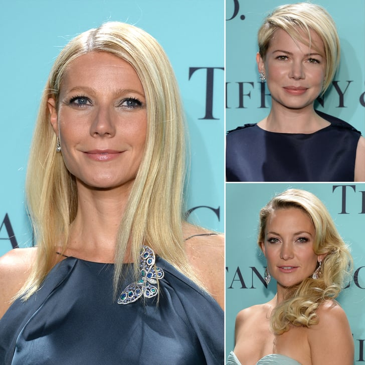 See How the Stars Dressed Up For Tiffany's Blue Book Ball
