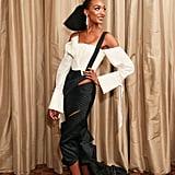 Jourdan Dunn Spills on the Met Gala Look She Got From H&M
