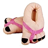 Eforstore Funny Winter Feet Slippers