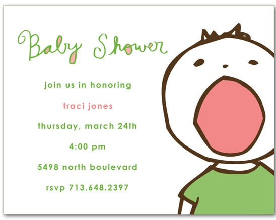 Tiny Prints Invitations