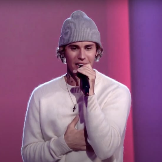 Justin Bieber's Performance at People's Choice Awards 2020