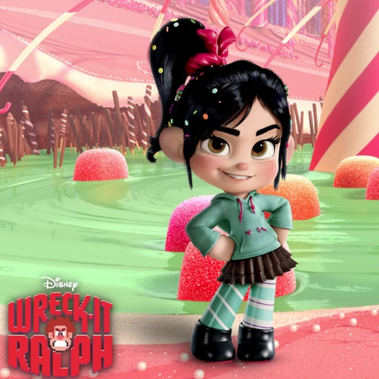 Wreck-It Ralph Sugar Rush Characters