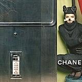Freja Beha Erichsen Goes Feline in New Chanel Fall 2011 Ads