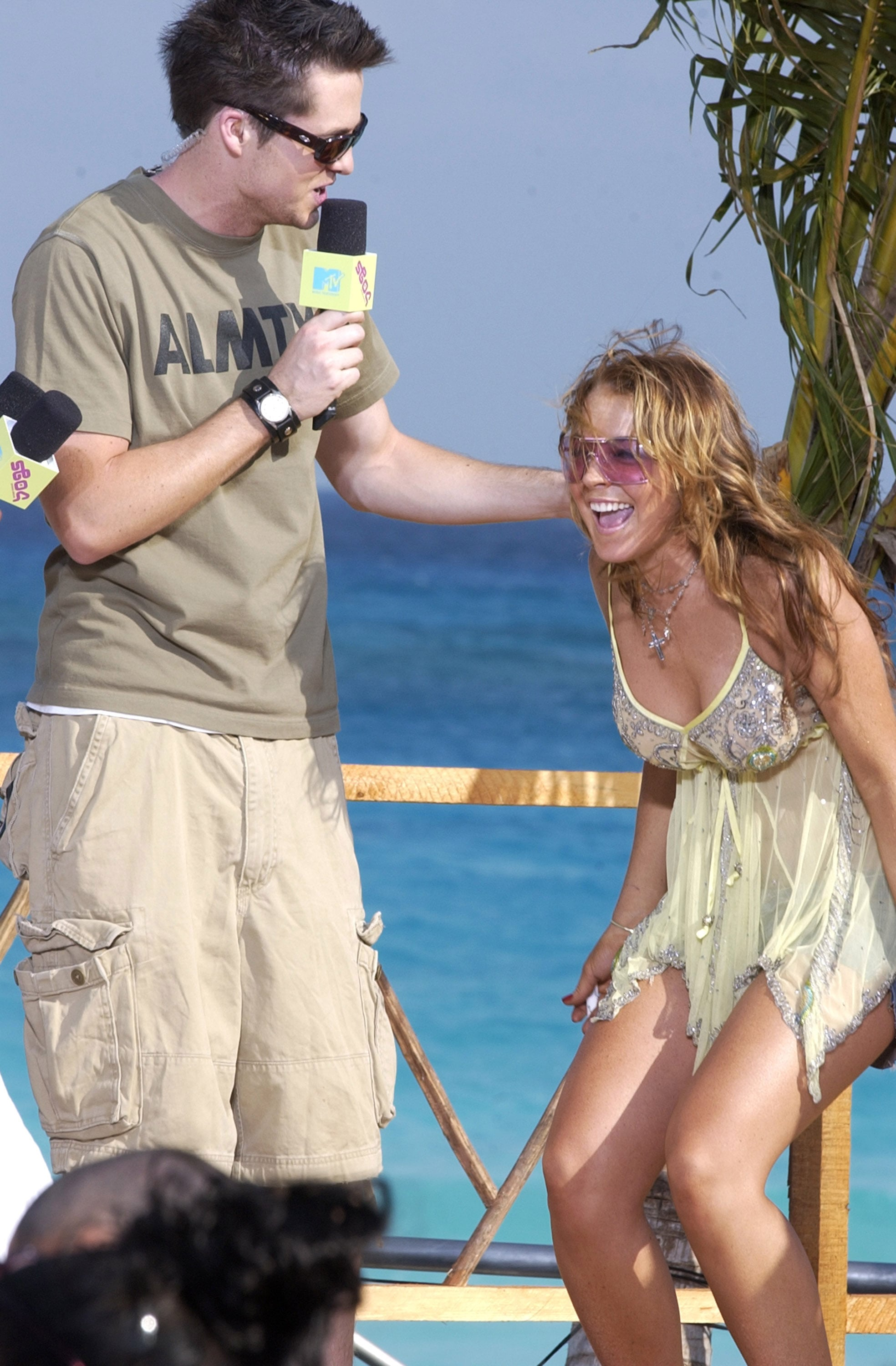 All the cool kids went to MTV's Spring Break in Cancun.