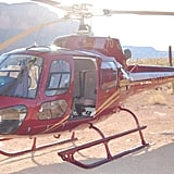 Take a helicopter tour.