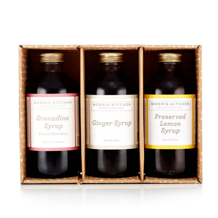 Morris Kitchen Cocktail Syrups Set