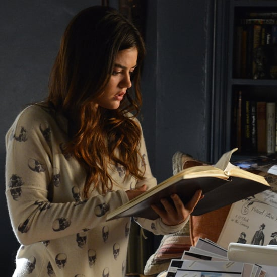"Pretty Little Liars Recap of ""She's Come Undone"""