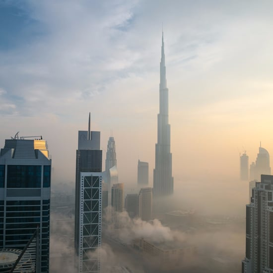 Fog Warning UAE October 2017