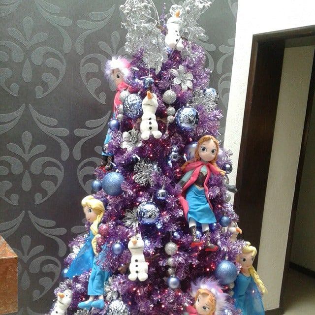 disney christmas tree ideas - Disney Christmas Tree