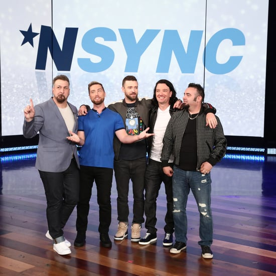 NSYNC Surprises Fans on The Ellen Show