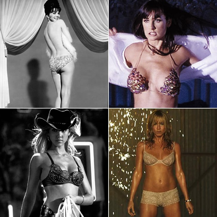 25 Iconic Stripper Moments in Pop Culture