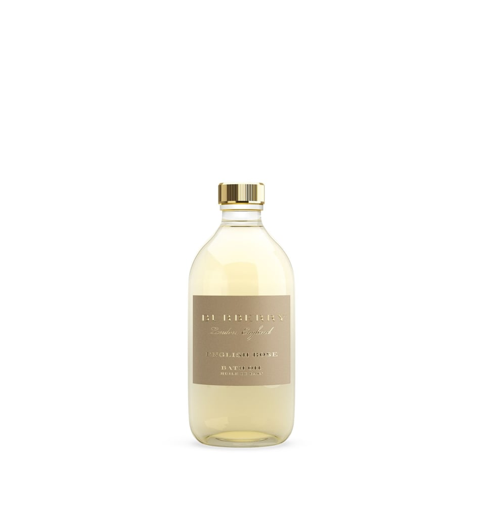 Burberry Bath Oil Purple Hyacinth, $165