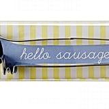 Sausage Dog Cookie Cutter ($4)