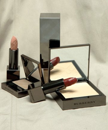 Burberry Launches Makeup 2010-04-23 10:30:00