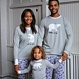 Embroidered Family Bear Pajamas