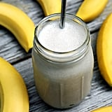 High-Protein Banana Milkshake Smoothie