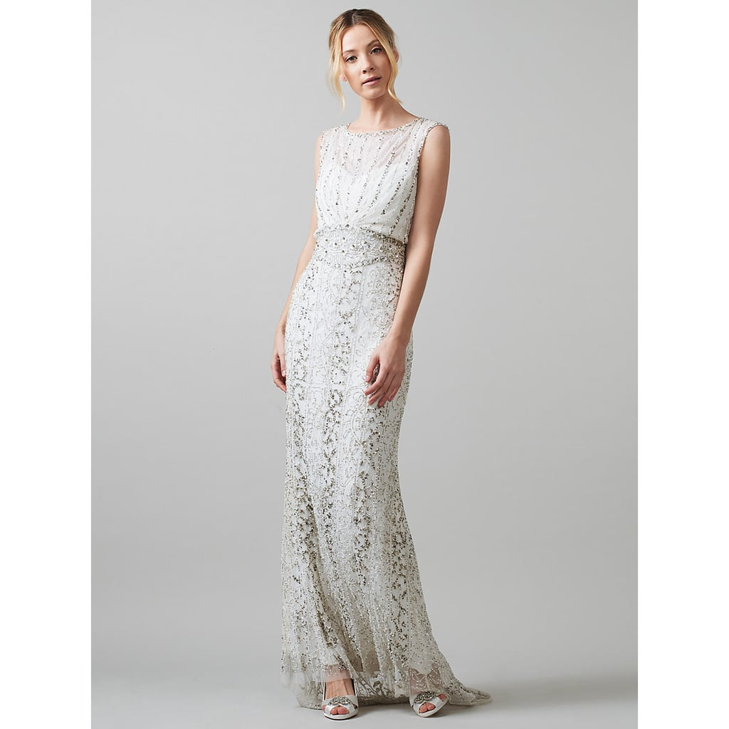 Phase Eight Joanna Beaded Bridal Gown (£595) | Affordable Off-the ...