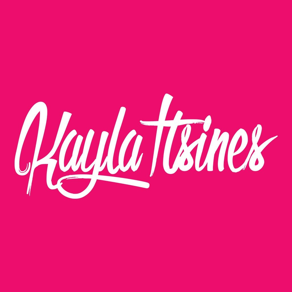 Kayla Itsines Fitness Equipment