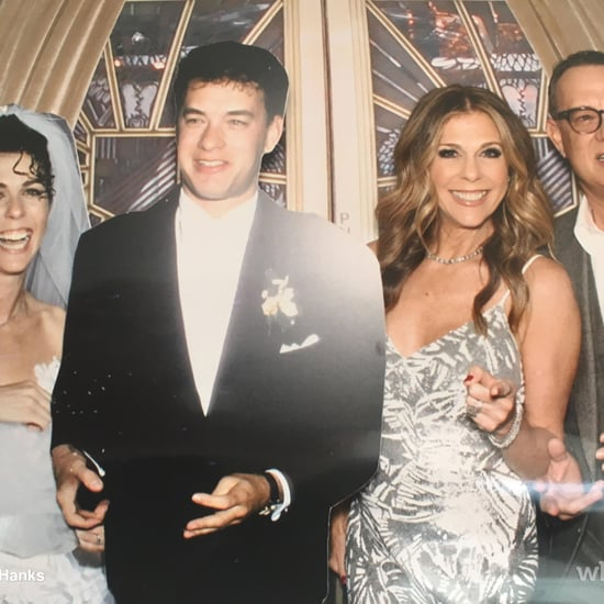 Tom Hanks and Rita Wilson 30th Anniversary Picture 2018