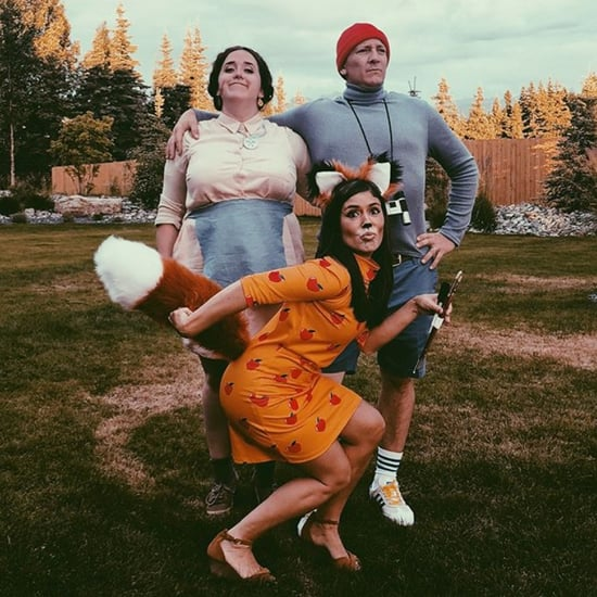 Wes Anderson Film Inspired DIY Halloween Costumes