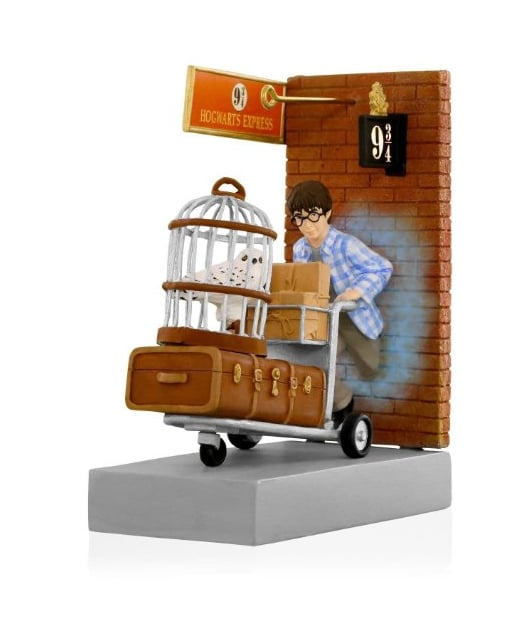 Platform 9 3/4 2015 Hallmark Keepsake Ornament ($60)