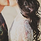 A kiss goodbye each day means you still have a spouse to return home to.