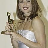 2002, 2001 — Georgie Parker