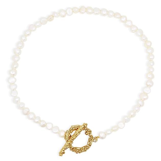 By Alona Naia Pearl Necklace