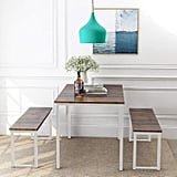 Rhomtree 3 Pieces Dining Set Table