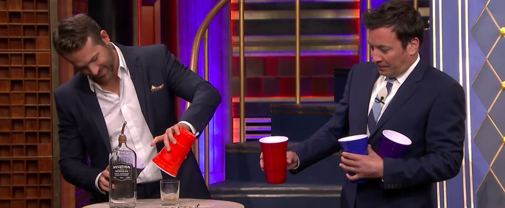 Ryan Reynolds Plays Drinko on The Tonight Show August 2018