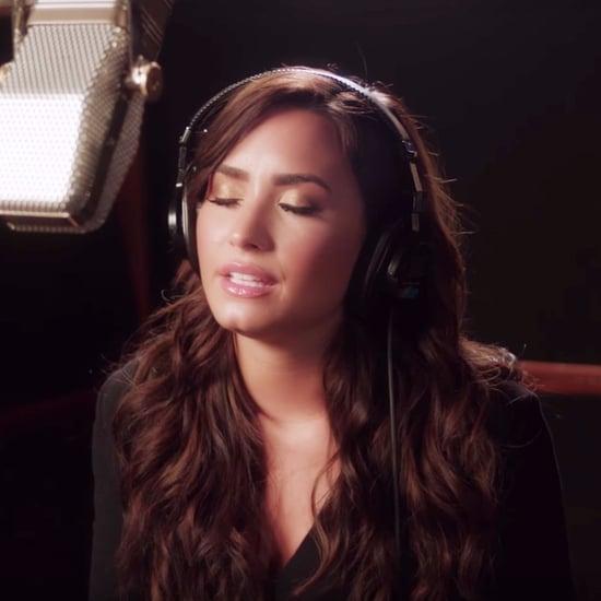 "Demi Lovato Sings ""Silent Night"""