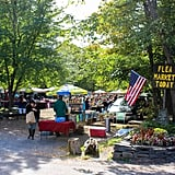 And if you're in the area on a weekend, be sure to swing by the Mower's Saturday/Sunday Flea Market. From antiques and collectibles to crafts and jewelry, there is tons of merchandise to browse through. Many have even said this market is one of the best in the country!
