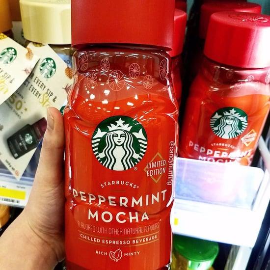 Starbucks Peppermint Mocha Espresso Target Release 2017