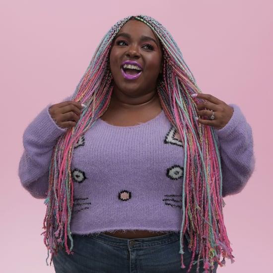 Rainbow Braids Lookbook   Video