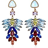 Lizzie Fortunato Jewels Illusion Earrings ($365)
