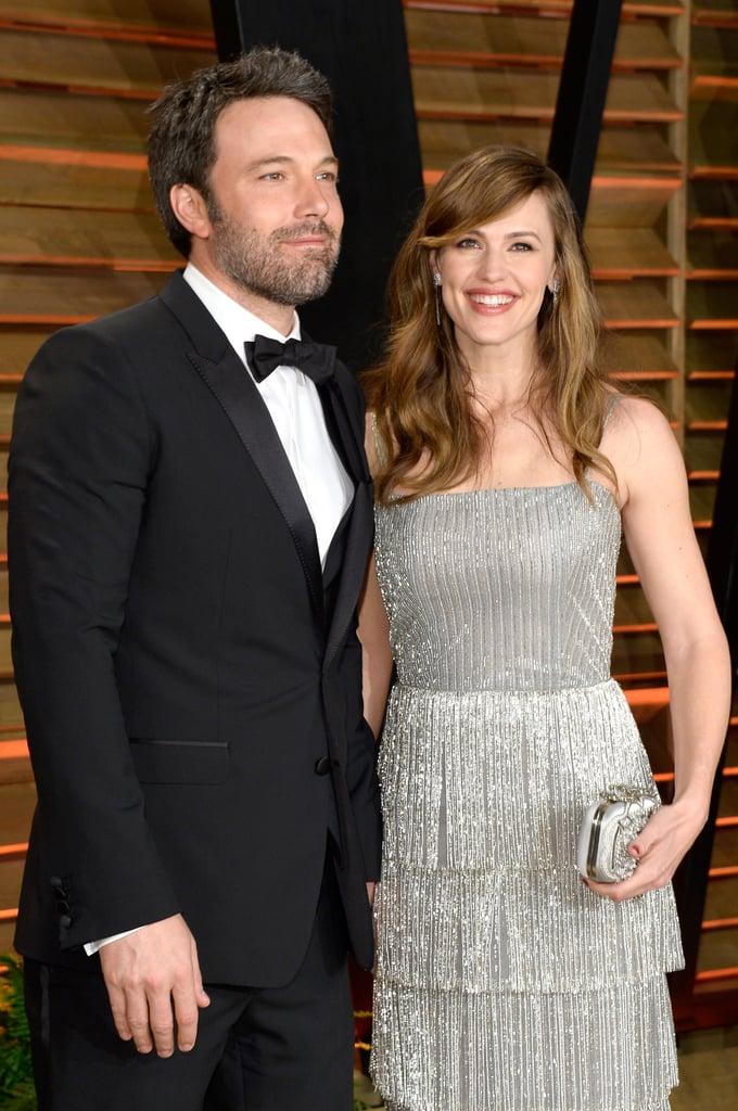 Ben Affleck and Jennifer Garner Quotes About Each Other