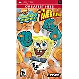 Spongebob Squarepants The Yellow Avenger (Playstation)